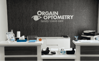 Orgain Optometry's Grand Re-Opening